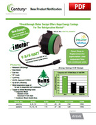 iMotor® Evaporator & Condenser