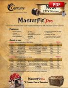 48 Frame (277 Volt) Direct Drive Fan & Blower Motors